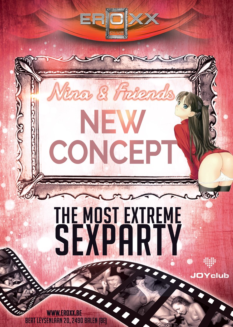 Nina&Friends Seks party