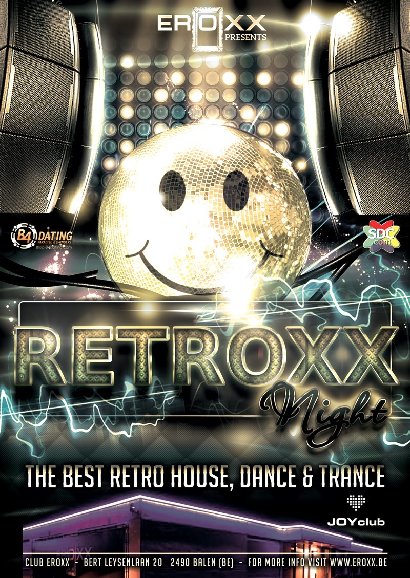 RETROXX Night @ Eroxx
